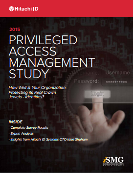 ISMG Privileged Access Management Study
